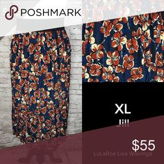 LuLaRoe Jill Skirt Brand New LuLaRoe Jill Skirt. Perfect for Easter. Never Been Worn. New With tags. Comment SOLD & email Address to claim also, Email me at LuLaRoeLisaWieringa@gmail.com LuLaRoe Skirts Midi