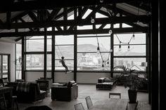 Loft à Lyttelton par  MCArchitectureStudio