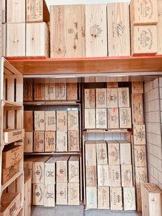 Bordeaux, Garage Doors, Outdoor Decor, Home Decor, Atelier, Timber Wood, Decoration Home, Room Decor, Bordeaux Wine