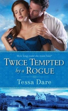 Twice Tempted by a Rogue  (Stud Club, #2) ~ Tessa Dare