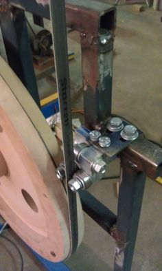 "My Homemade 18"" Band saw - HomemadeTools.net"