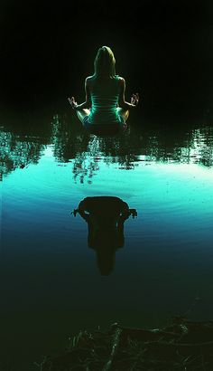 .seeking zen. by Kindra Nikole, via Flickr