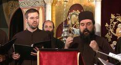 Дођи и види: ДОСТОЈНО ЈЕ химна Богородици, мелос Григорија Протопсалта, глас 1.