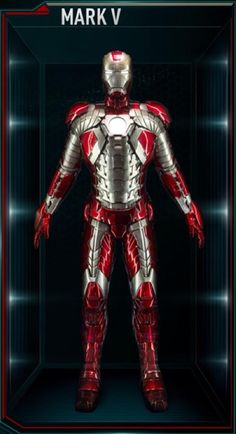Iron Man - Mark 5 Suit