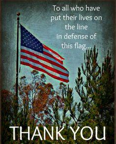Memorial Day / Veterans Day