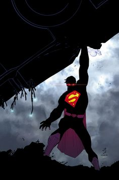 — withgreatpowercomesgreatcomics: Superman #35 by...