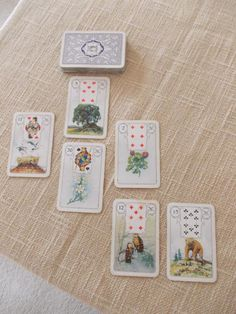 Fiverr freelancer will provide Astrology & Readings services and make an excellent reading with the cards of Mme Lenormand within 1 day Card Reading, Astrology, Coasters, Frame, How To Make, Cards, Picture Frame, Coaster, Maps