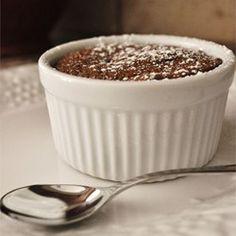 Chocolate Liqueur Souffles