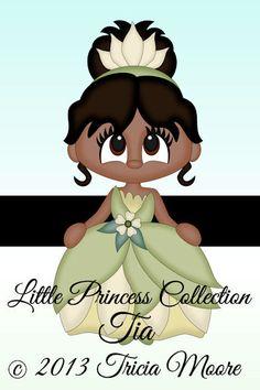little scraps of heaven - Princess Tia