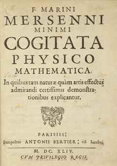 Mersenne y sus primos. | Matemolivares
