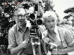 Michaela & Armand Denis - 'On Safari' - they were really good
