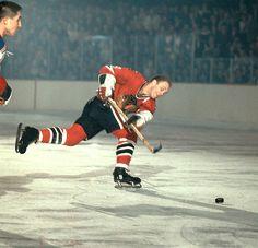 Bobby Hull, Chicago Blackhawks