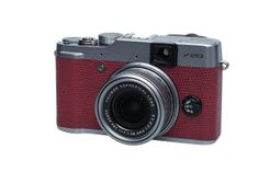 Fancy pimping your Fujifilm X20 out to look like this? http://shop.fujifilm.co.uk/accessories/x-signature-skins/?mod=x20&skin=x10-x20-deep-red-lizard&plate=silver