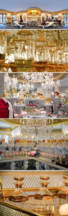 Caron Paris – Loja de Perfumes