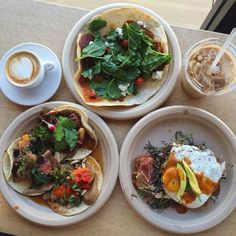 Regram @misscutiefoodie We have to agree, #tacotuesday is the best day in #dtla! #tacos #mexicanfood #losangeles #YUM