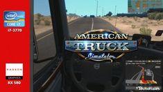 American Truck Simulator - Radeon RX 580
