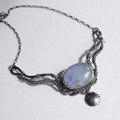 RESERVED FOR VA  Otherworld Statement Necklace  Final