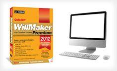 Groupon - $10 for Quicken WillMaker Premium 2012 Software ($89.99 List Price). Free Returns. in Online Deal. Groupon deal price: $10.0.00