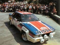Nissan 240RS. En este post:. Ficha tecnica. Historia. Imagenes. Videos. Ficha tecnica. Modelo: 1982 BS110 Nissan 240RS. Motor: FJ24 2340cc DOHC 16 válvula cuatro cilindros. Poder de cilindro: 177kw 7200rpm. Momento de rotación: 235Nm 6000rpm....