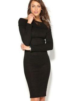 Trblietavé šaty s dlhými rukávmi #ModinoSK