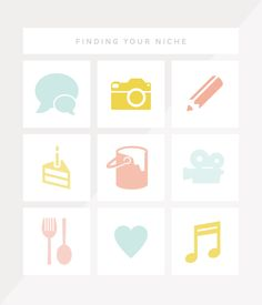 for bloggers : finding your niche || breanna rose
