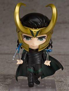 Thor Ragnarok: Loki nendoroid