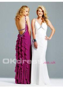 Sleeveless Floor-Length Zipper Sweetheart Long Prom Formal Dresses