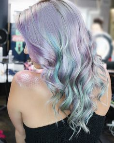 Do you like how pastel hair looks? So, we have gathered some amazing photos of hairstyles in pastel shades to bring you some inspiration. Unicorn Hair Color, Grunge, Indie, Pretty Hair Color, Hair Colour, Hipster, Punk, Kawaii, Pastel Hair