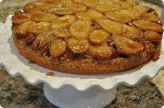 Upside down bananas foster cake - must try soon.....