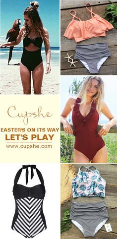 Easter's On Its way. Up to 8% Off during Apr 10 - Apr 17. Get your special discount now! Cupshe.com will say yes to your dreaming style. Live life on the beach with close friends this summer!