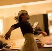 'Luna de miel... lotra de sal' fue estrenada en 2010 y se creó a partir de improvisaciones.