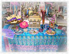 Maria's Antoinette: BOHEMIAN BIRTHDAY PARTY