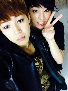 We'll go and come back from America well. Jiminnie hyung will take care of me well
