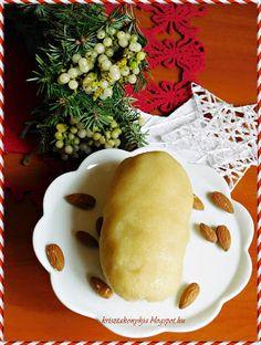 Kriszta konyhája- Sütni,főzni bárki tud!: Paleo marcipán