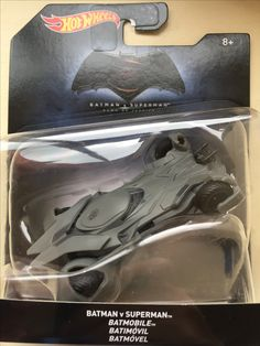 Batimóvil  Batman vs Superman   Hotwheels