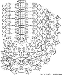 Crochet Doily Rug, Free Crochet Doily Patterns, Crochet Symbols, Crochet Potholders, Crochet Tablecloth, Stitch Patterns, Crochet Table Runner, Table Centerpieces, Rugs