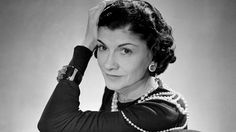 """The French fashion designer and taste-maker was certainly a woman to be reckoned with. She went out in real Chanel style, announcing: """"You see, this is how you die. Audrey Tautou, Gabrielle Bonheur Chanel, Estilo Coco Chanel, Coco Chanel Quotes, Fashion Words, French Fashion Designers, Chanel Fashion, Chanel Style, Chanel Chanel"""