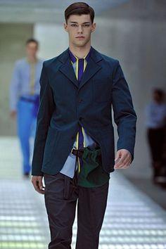 Prada @ Milan Menswear S/S 11 - SHOWstudio - The Home of Fashion Film