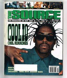 The Source Hip Hop Rap Magazine 61 October 1994 Coolio | eBay