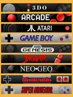 #Retro Gaming. Which console was your favorite?