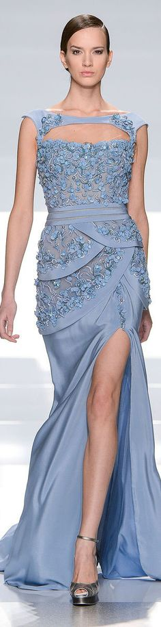Tony Ward Couture - Summer 2013 Collection