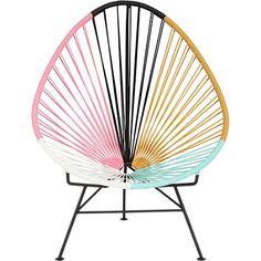 Acapulco Lounge Chair CB2