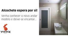 Apartamentos novos em Alcochete! Excelente qualidade de construção e óptima localização com vista sobre o rio e a cidade de Lisboa. Disponíveis T3 e T4. Contacte-nos pelo 913 806 416 ou saiba mais em www.yarteck.pt