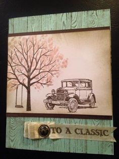 Who knew you could emboss on ribbon? by n.d.stamper - Cards and Paper Crafts at Splitcoaststampers