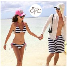 Sweet couple outfits new trends 55 relationship god bless us Matching Couple Outfits, Matching Couples, Cute Couples, Matching Clothes, Beach Vacation Outfits, Honeymoon Outfits, Picture Outfits, Cute Outfits, Bikinis