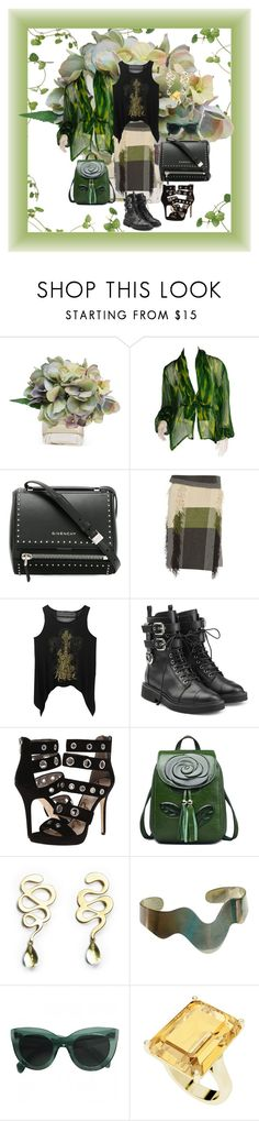 """""""LOOKING AHEAD TO FALL - BUT NOT TOO FAR AHEAD.."""" by hrhjustcuz ❤ liked on Polyvore featuring The French Bee, Givenchy, Issey Miyake, Giuseppe Zanotti, Sam Edelman, ellapolo and StyleRocks"""