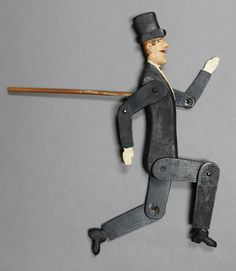 1930s jig doll or limberjack.