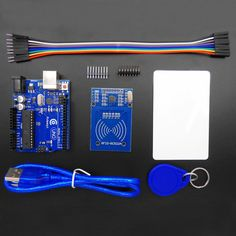 New Adruino UNO R3 with RC522 RFID Reader Kit user manual for Arduino   #DoesNotApply