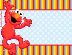 Free Sesame Street Invitation Template Maddies First Bday