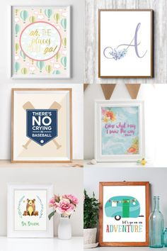 Add some adorable cuteness to your little one's nursery with this amazing collection of Free Nursery Printables! Whatever your theme, there's something for every style. Tissue Paper Flowers Giant, Paper Sunflowers, Paper Flowers Wedding, Paper Flowers Diy, Budget Wedding Centerpieces, Sunflower Nursery, Fathers Day Coloring Page, Mother's Day Colors, Paint Chip Art